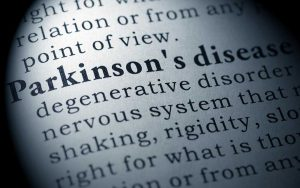Let's give Parkinson's a tremor