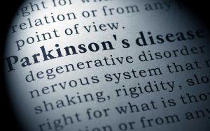 Let's give Parkinson's a tremor