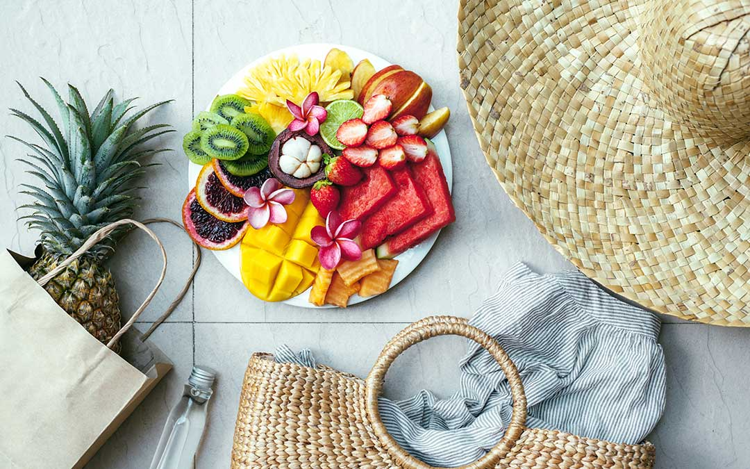 Top 4 summer fruits that should be a part of your daily diet