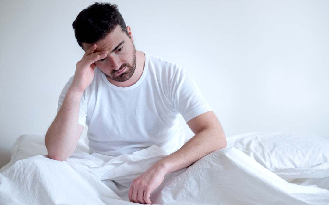 Erectile Dysfunction: Reason for 'Falling Short' in the Bedroom