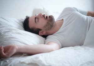 low sex drive sleeping problems
