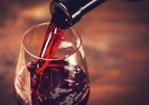 best sex drive food wine