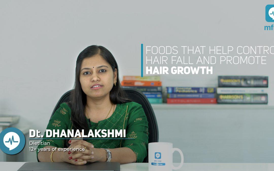 Foods That Prevent Hair Fall | MedShots