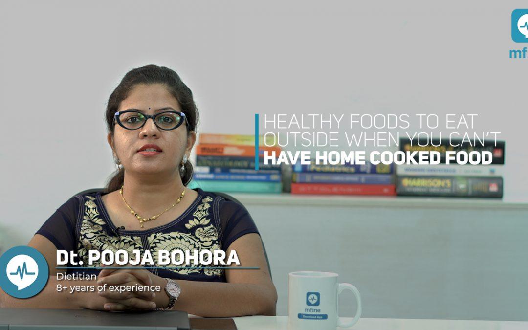 5 Healthy Fast Food Options   MedShots