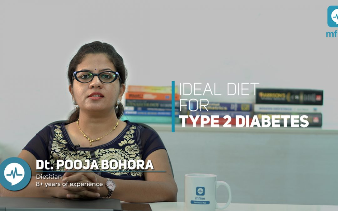 Ideal Diet for Type 2 Diabetes | MedShots