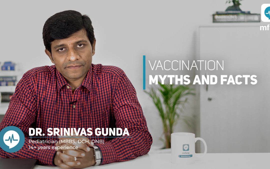 Vaccination Myths and Facts   MedShots by mfine