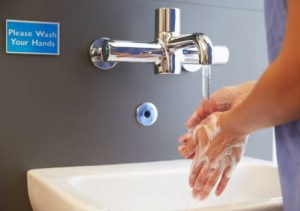 Stomach ulcer prevention handwash mfine