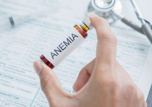 irritable bowel syndrome anaemia mfine