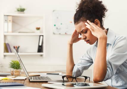 Frequent headaches common health problems mfine