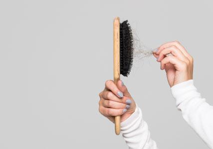 hair fall common health problems