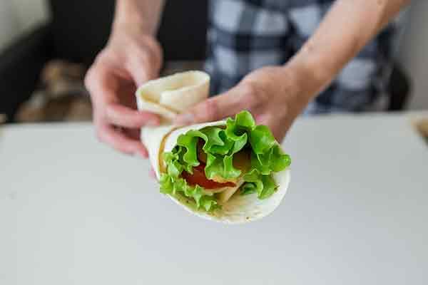 fast food restaurants healthy options mfine