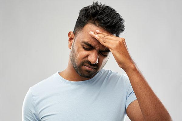 headache stressed mfine