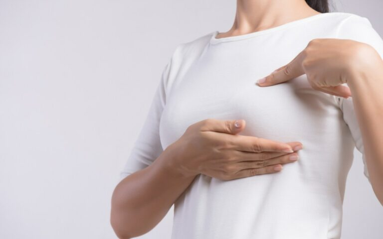 Breast Self-Exam: How To Check For Lumps & Abnormalities