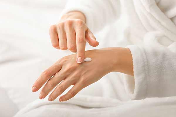 good hand cream mfine