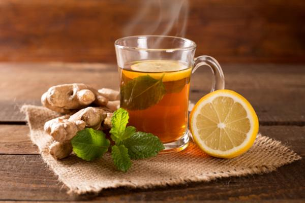 Ginger tea cough and cold mfine