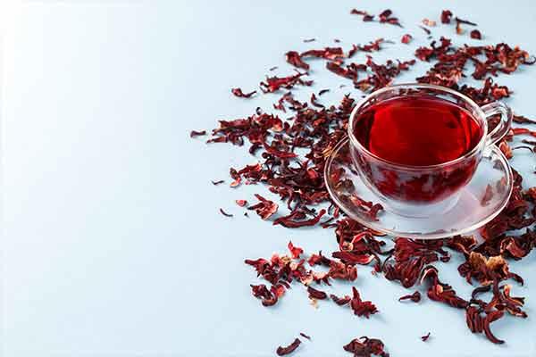 benefits of tea hibiscus mfine