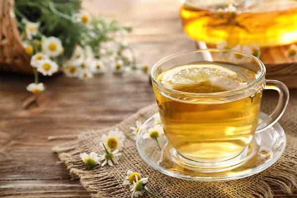 benefits of tea chamomile mfine