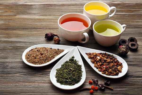 benefits of tea types mfine