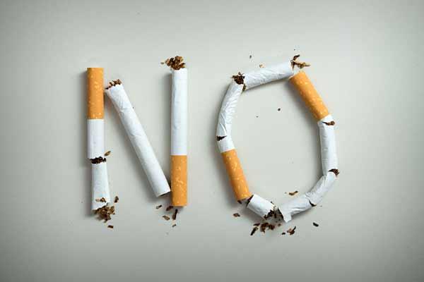 high blood pressure quit smoking mfine