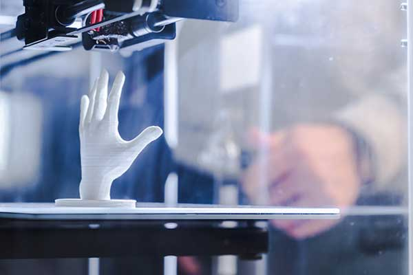 medical technologies 2019 3D printing mfine