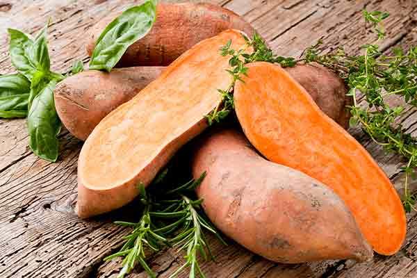 healthy winter foods sweet potato mfine