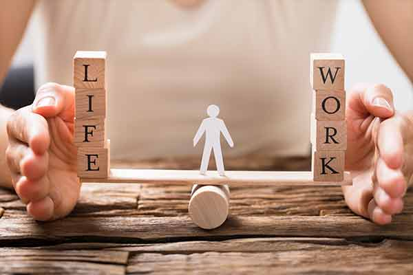 work-life balance spending time with family mfine