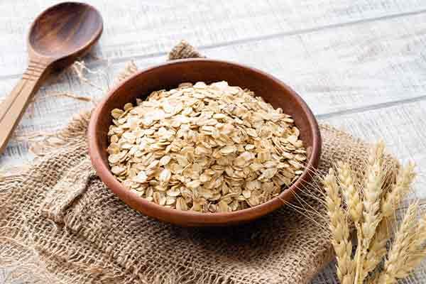 healthy winter foods oats mfine