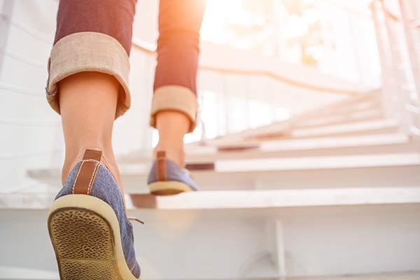 stair climbing benefitrs