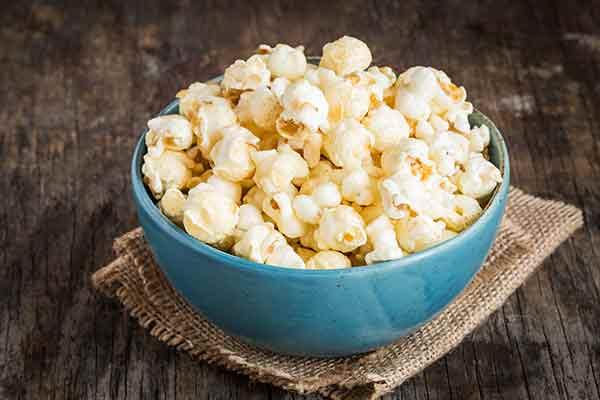 popcorn health benefits