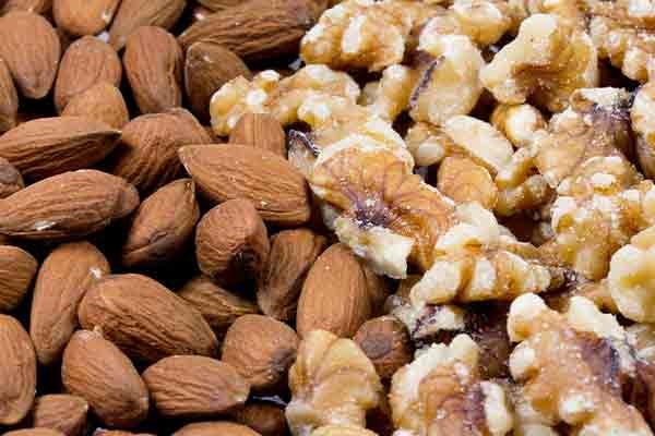 healthy winter foods nuts mfine