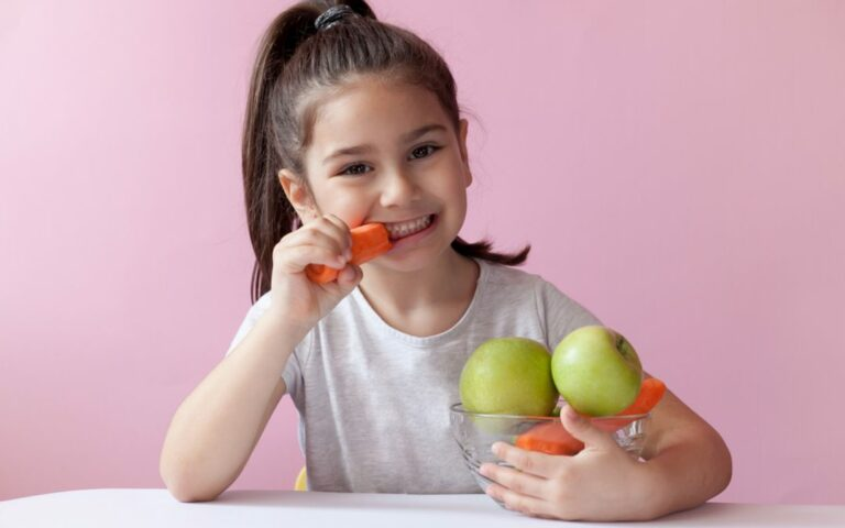 6 Essential Nutrients That Every Young Girl Needs