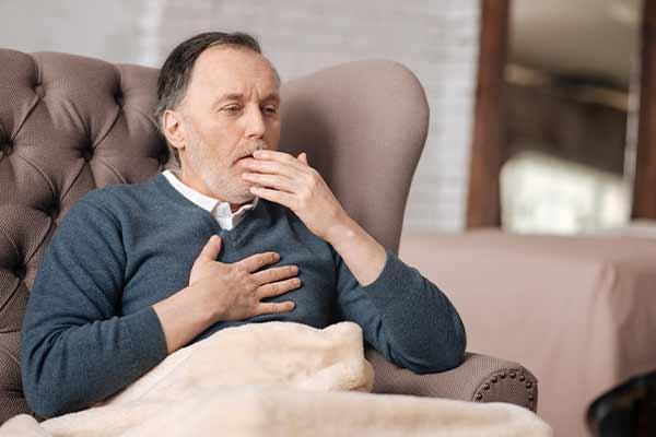 coronavirus outbreak old people mfine