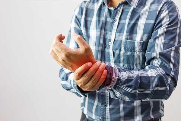 rheumatoid arthritis symptoms mfine