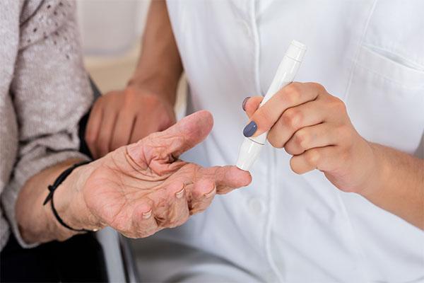 diabetes screening mfine