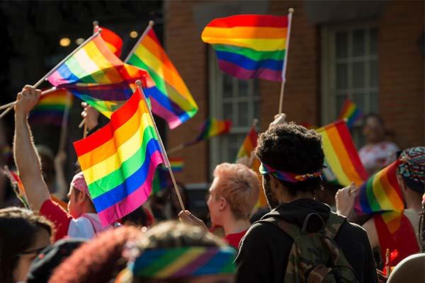 Pride awareness lgbtqia gender vs sex mfine