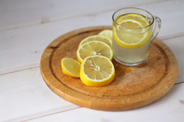 hot lemon water reality mfine