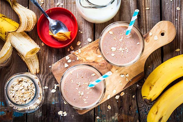 Weight gain food smoothies mfine