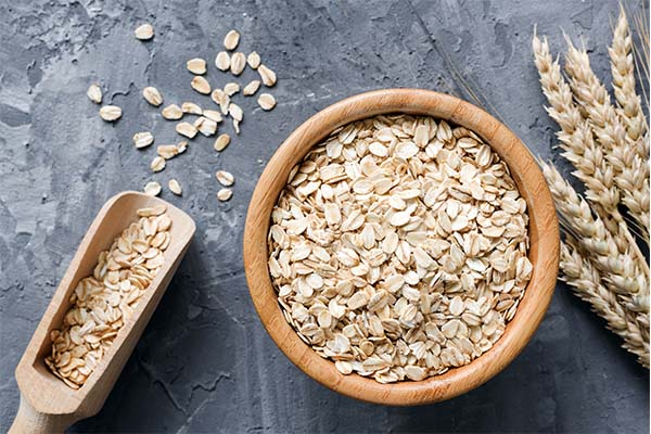 healthy cereal oats mfine