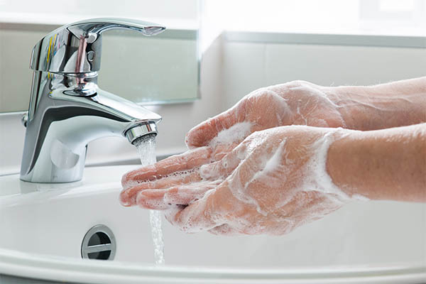 coronavirus prevention hand wash mfine