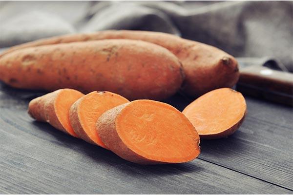 boost your energy sweet potatoes mfine
