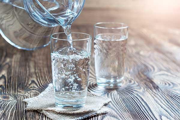 drinking water mfine