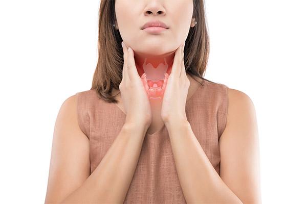 irregular periods thyroid mfine