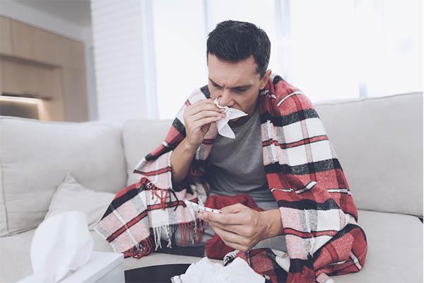 spring illnesses common cold mfine