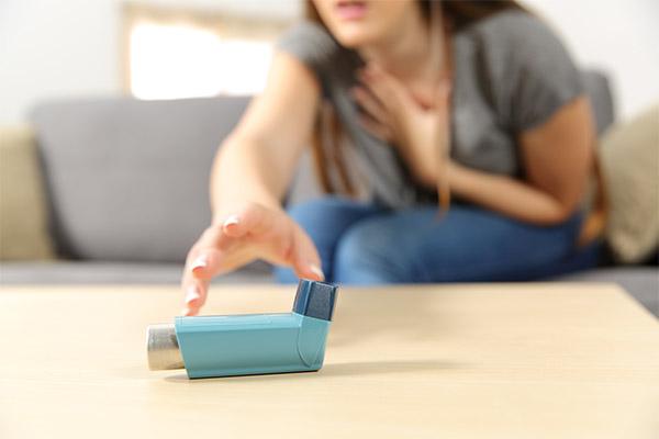 Asthma mfine