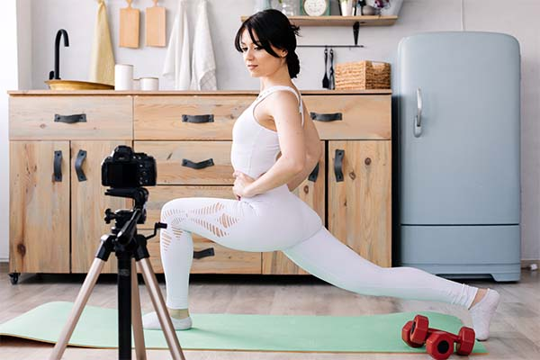 workout at home youtube mfine