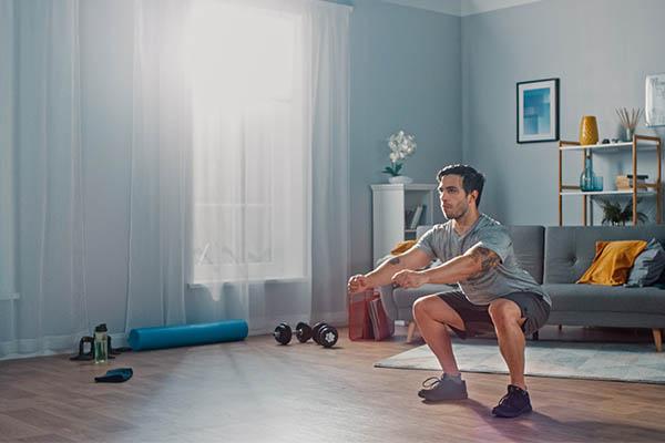 body weight movement mfine