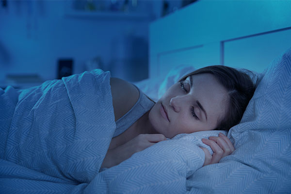 sleep migraine mfine