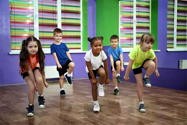Dancing improves strength and balance mfine