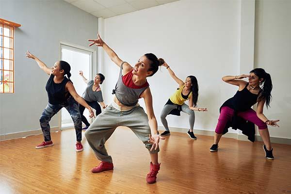 Improve focus with dance mfine