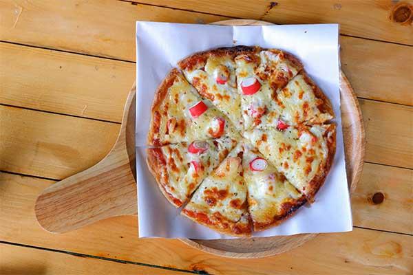 paratha pizza mfine